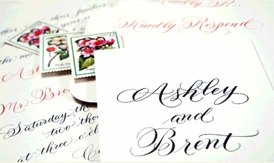 MM Ink Calligraphy